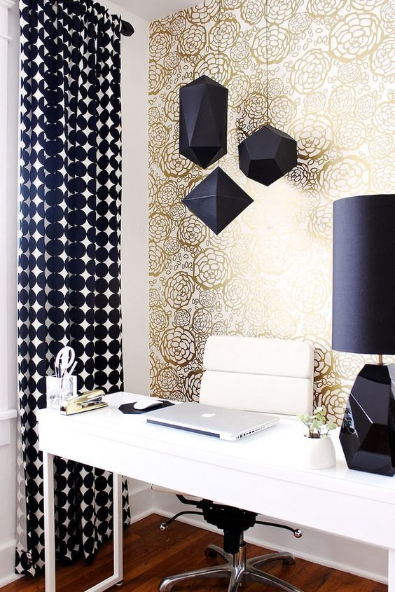 Home Office Decor Ideas Pictures Best Of 21 Geometric Home Fice Decor Ideas You'll Love