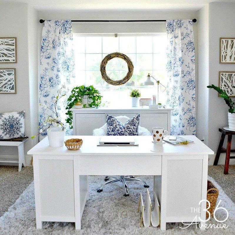 Home Office Decor Ideas Pictures Elegant Home Fice Decor Reveal Part E the 36th Avenue