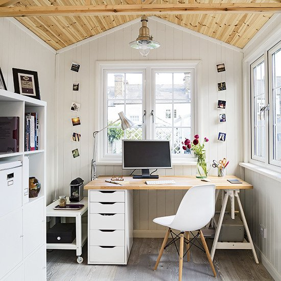 Home Office Decor Ideas Pictures New 8 Country Style Home Office Ideas