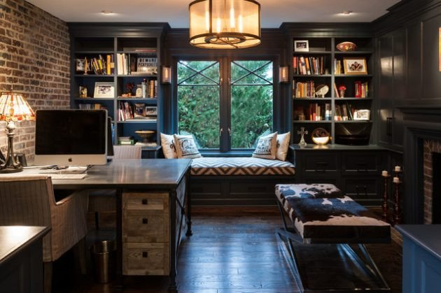 Home Office Decor Ideas Pictures Unique 19 Cool & Productive Home Fice Designs that Everyone Should See