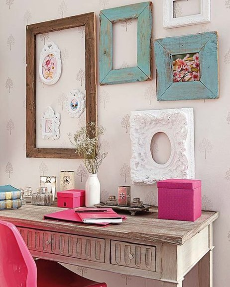 Home Office Wall Decor Ideas Luxury 13 Diy Home Office organization Ideas How to Declutter and Decorate