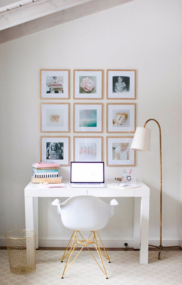 Home Office Wall Decor Ideas Luxury 38 Brilliant Home Fice Decor Projects
