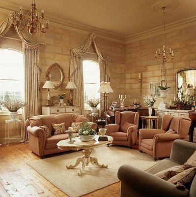 Homey Traditional Living Room Awesome Traditional Living Room Designs Ideas 2012
