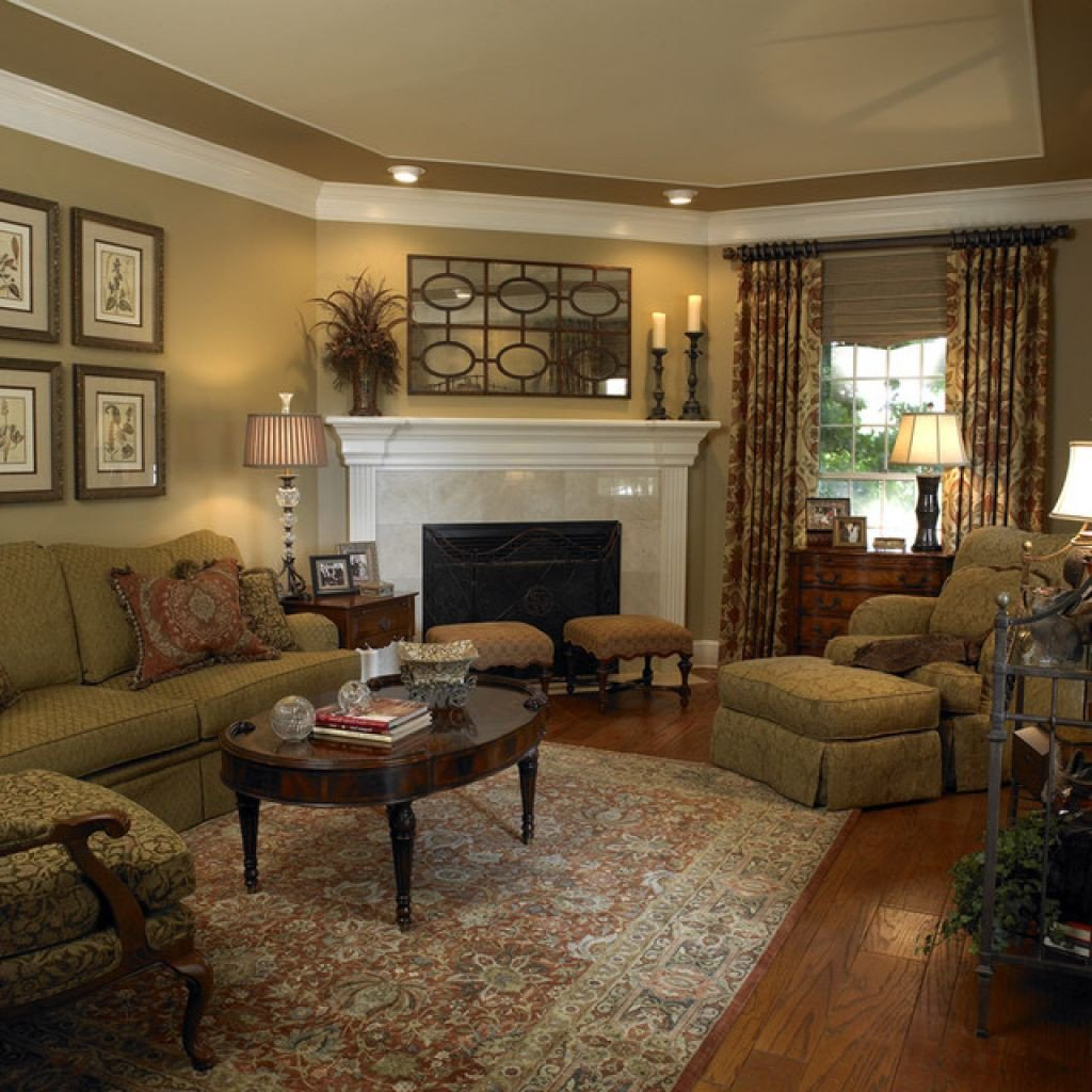 Homey Traditional Living Room New Make Your Home Feel Like Home top 25 Traditional Living Rooms Of 2017