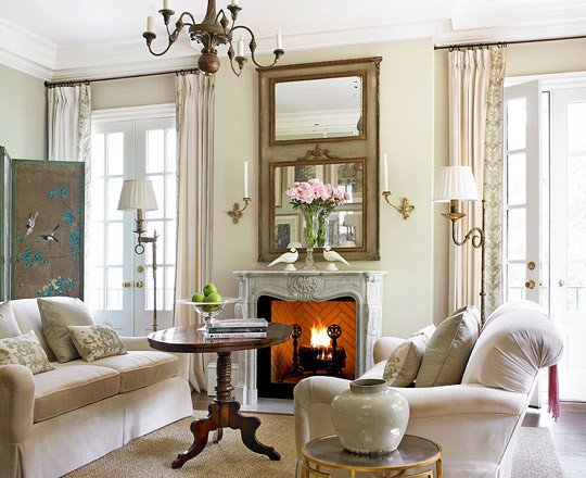 Homey Traditional Living Room Unique Decorating Ideas Elegant Living Rooms