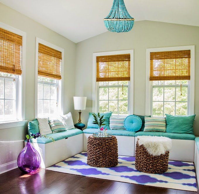How to Decor Living Room Inspirational How to Decorate Your Living Room with Turquoise Accents