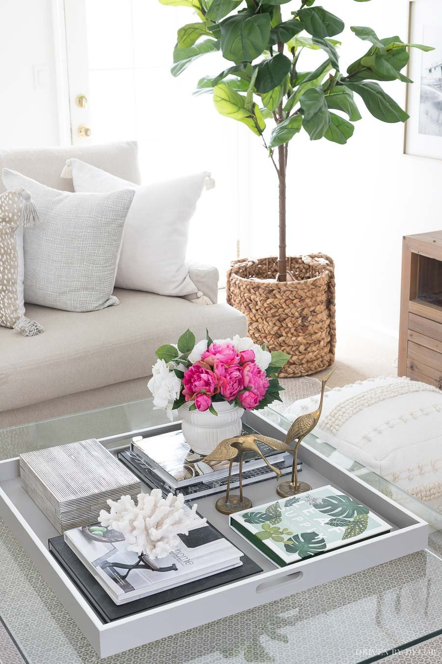 Coffee Table Decor Ideas & Inspiration