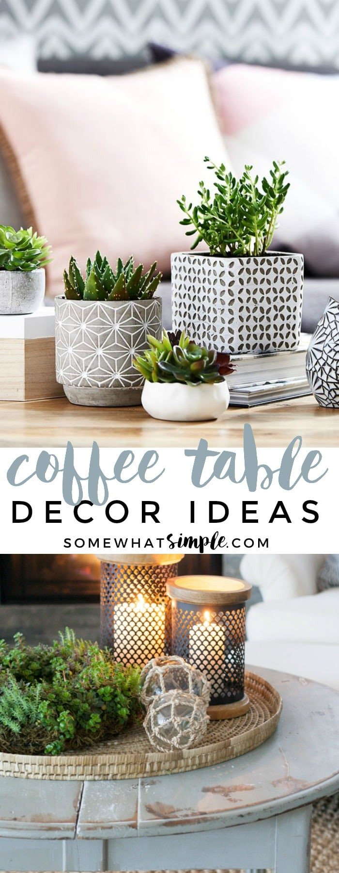 Ideas for Coffee Table Decor Fresh 5 Styling Tips and Coffee Table Decor Ideas somewhat Simple