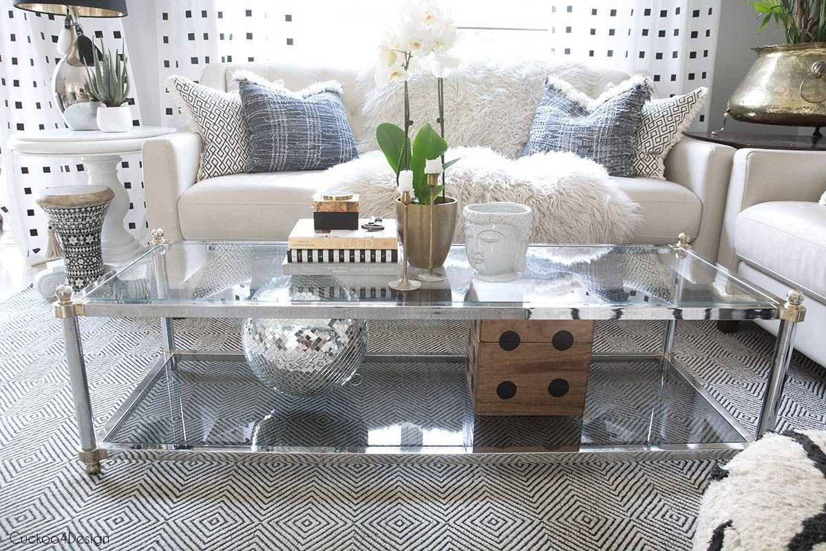 Ideas for Coffee Table Decor Lovely How to Style A Two Tier Coffee Table