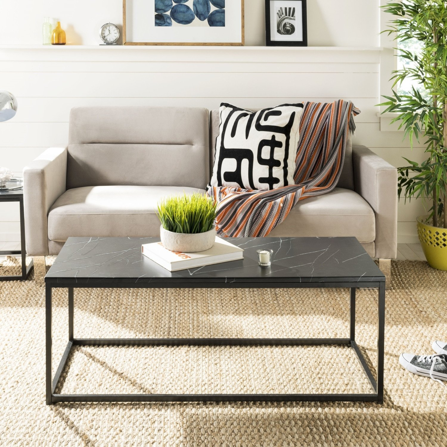 Ideas for Coffee Table Decor New 4 Easy Coffee Table Decor Ideas & Tips Hayneedle