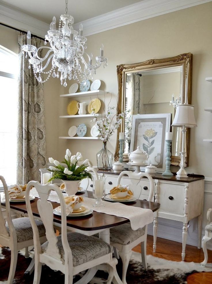 Ideas for Dining Room Decor Lovely 31 Vintage Dining Room Designs that You'll Love