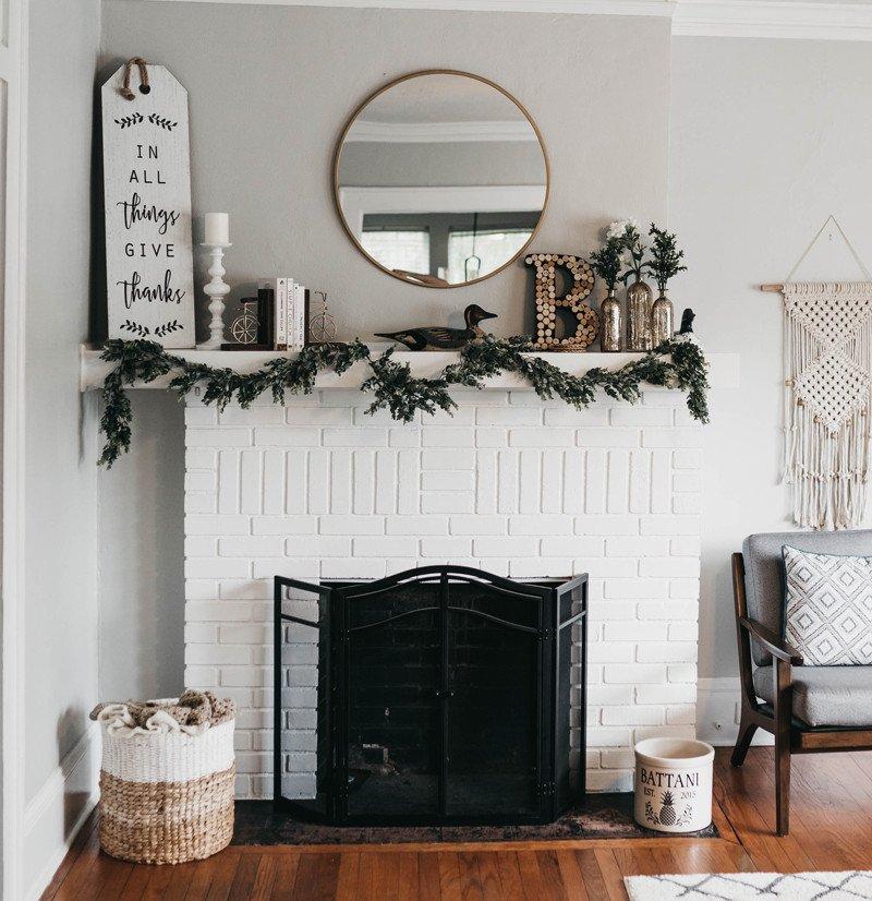 Ideas for Fireplace Mantel Decor Beautiful Fireplace Mantel Decor Mantel & Surround Ideas by the Pros