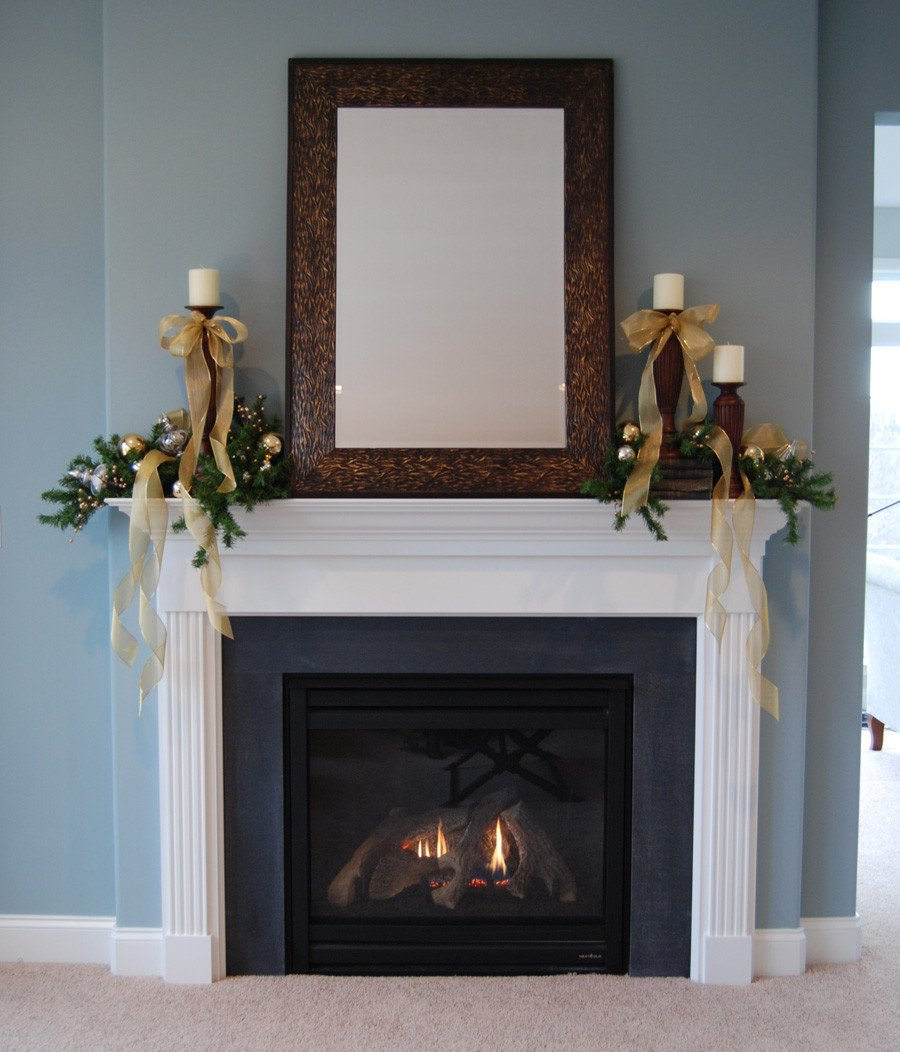 Ideas for Fireplace Mantel Decor Beautiful Mantel Decorating Ideas for the Holidays
