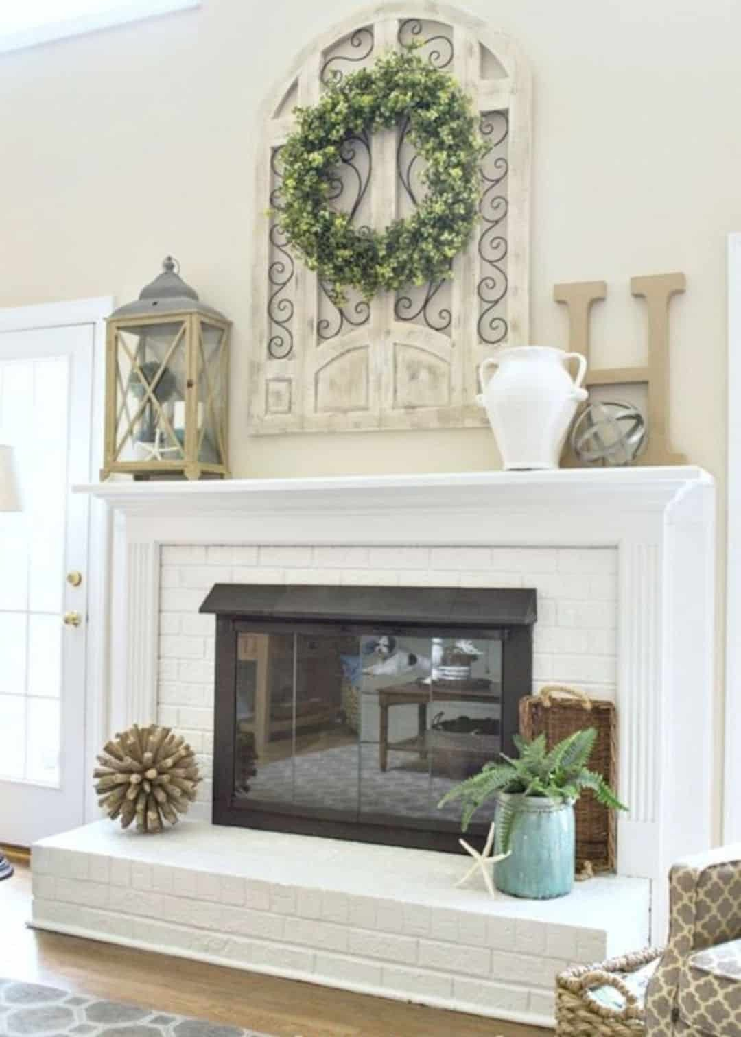 Ideas for Fireplace Mantel Decor Best Of 16 Fireplace Mantel Decorating Ideas