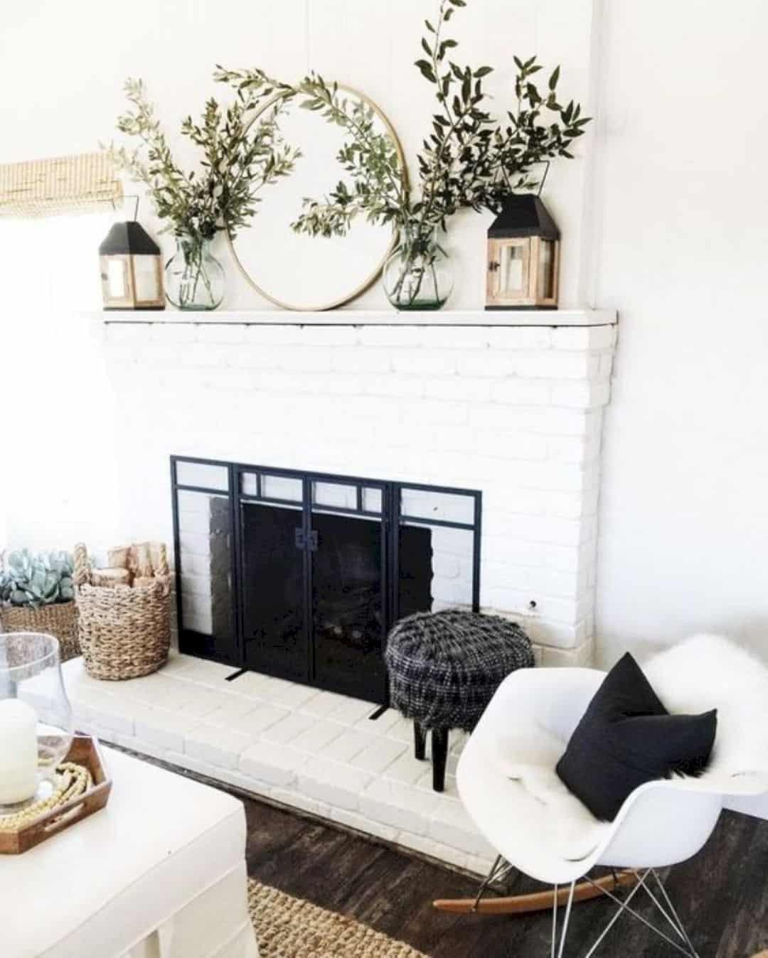 Ideas for Fireplace Mantel Decor Elegant 16 Fireplace Mantel Decorating Ideas