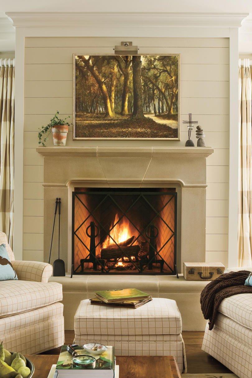 Ideas for Fireplace Mantel Decor Luxury 25 Cozy Ideas for Fireplace Mantels southern Living