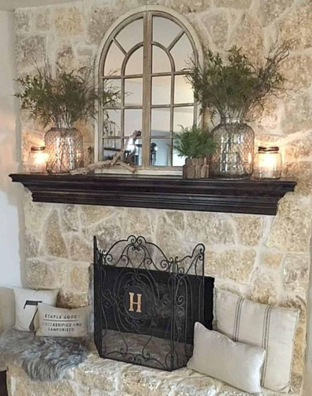 Ideas for Fireplace Mantel Decor Unique 16 Fireplace Mantel Decorating Ideas