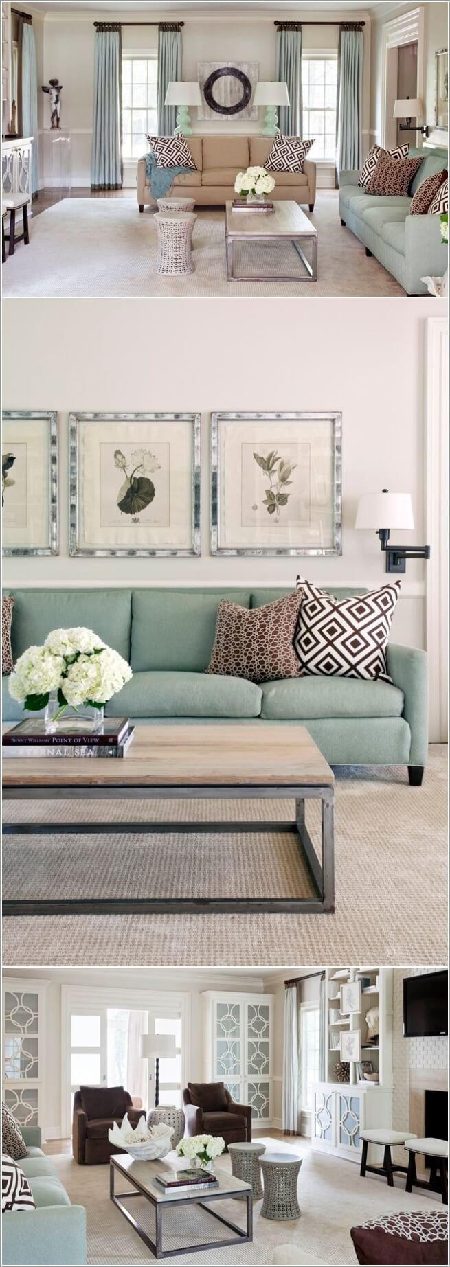 Ideas for Living Room Decor Elegant 10 Nature Inspired Living Room Decor Ideas