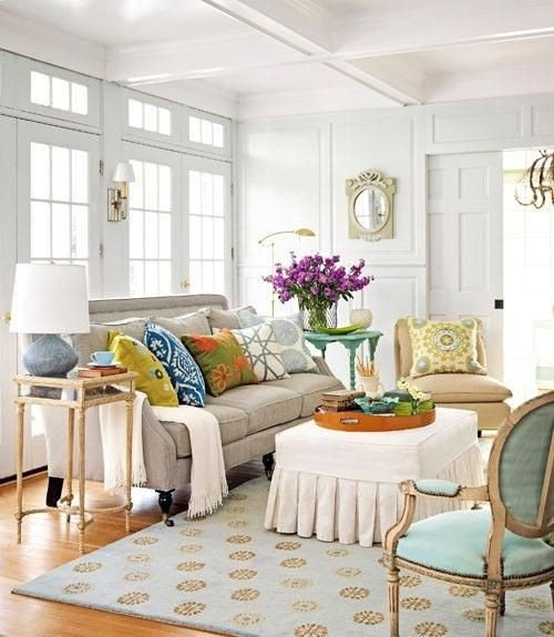 Ideas for Living Room Decor Elegant 33 Cheerful Summer Living Room Décor Ideas Digsdigs