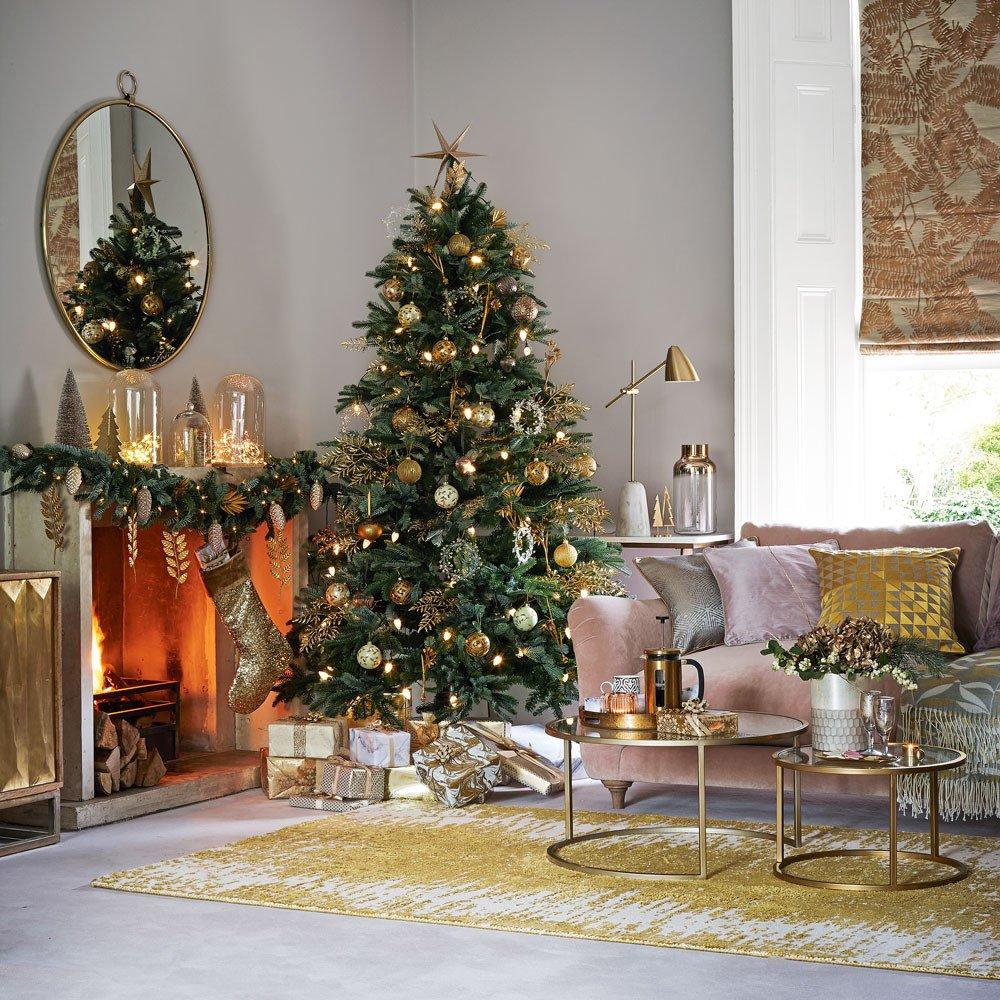 Ideas for Living Room Decor Fresh Christmas Living Room Decorating Ideas – Living Room for Christmas