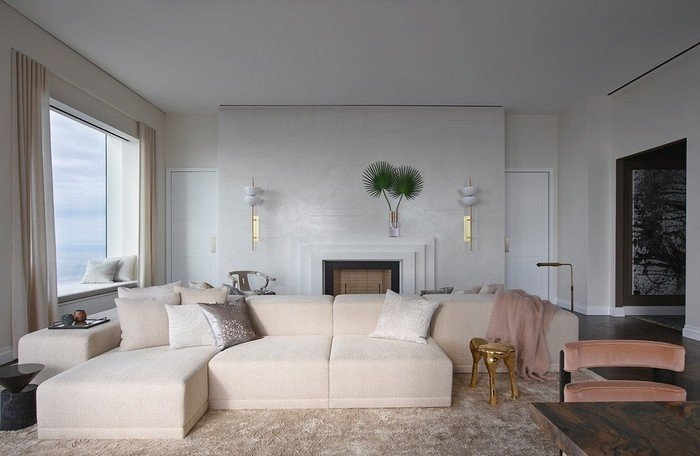 Ideas for Living Room Decor Inspirational Luxury Living Room Design Ideas with Neutral Color Palette