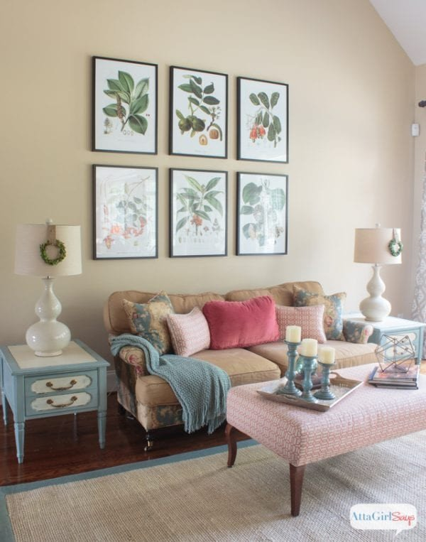 Ideas for Living Room Decor Inspirational Remodelaholic