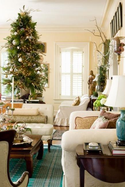 Ideas for Living Room Decor Luxury 55 Dreamy Christmas Living Room Décor Ideas Digsdigs