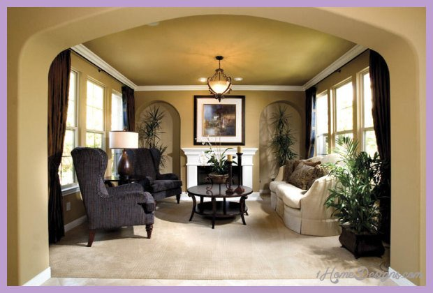 Ideas for Living Room Decor Unique formal Living Room Decorating Ideas 1homedesigns