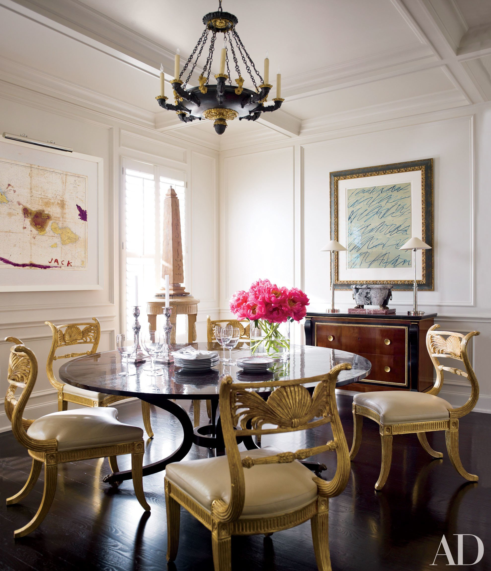 Images Of Dining Room Decor Beautiful Dining Room Decor – before and after Dining Room Design S