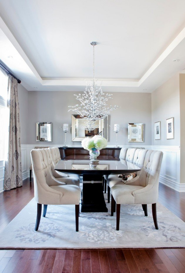 Images Of Dining Room Decor Fresh 15 Terrific Transitional Dining Room Designs that Will Fit In Your Home