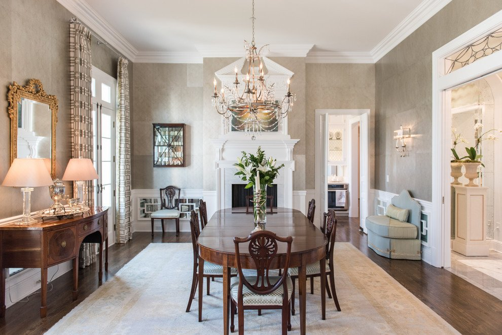 Images Of Dining Room Decor Fresh 20 Fantastic Traditional Dining Room Interiors that Sparkle with Elegance