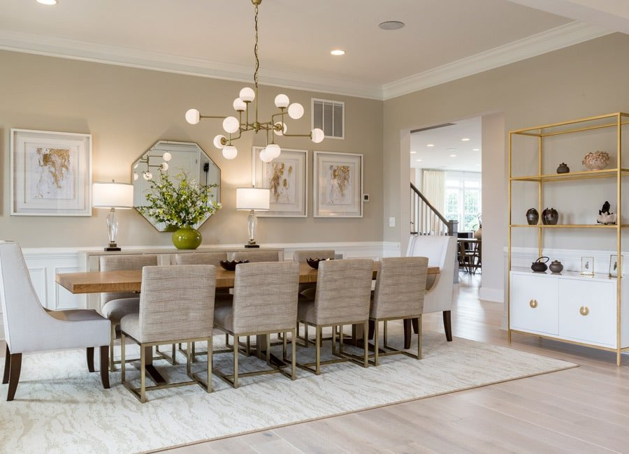Images Of Dining Room Decor Fresh Five Tips for Designing the Ultimate Modern Dining Room