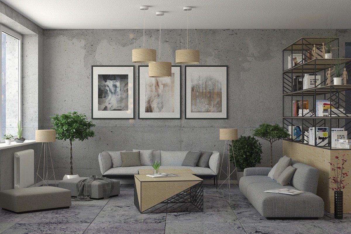 Industrial Contemporary Living Room Best Of 30 Living Rooms that Transcend Design Eras