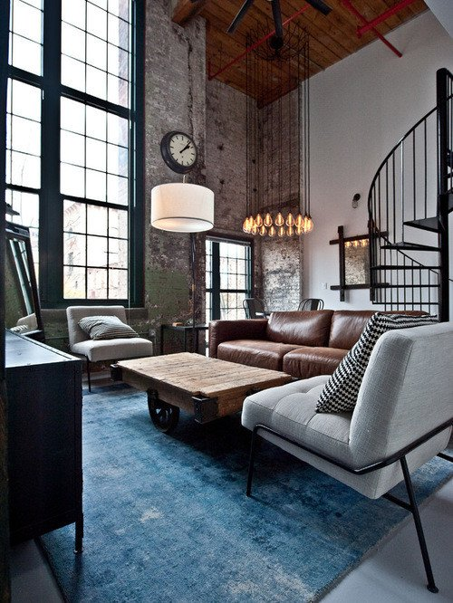 Industrial Contemporary Living Room Elegant How Home Decor Has Drastically Changed Over the Decades