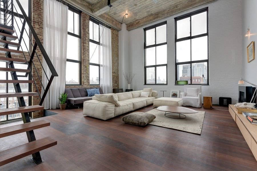 Industrial Contemporary Living Room Fresh the Rise Of Industrial Design In Modern Living