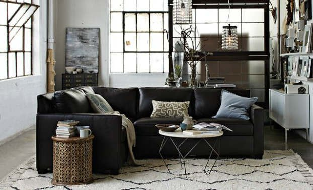Industrial Contemporary Living Room New 48 Pretty Living Room Ideas In Multiple Decorating Styles Decoholic