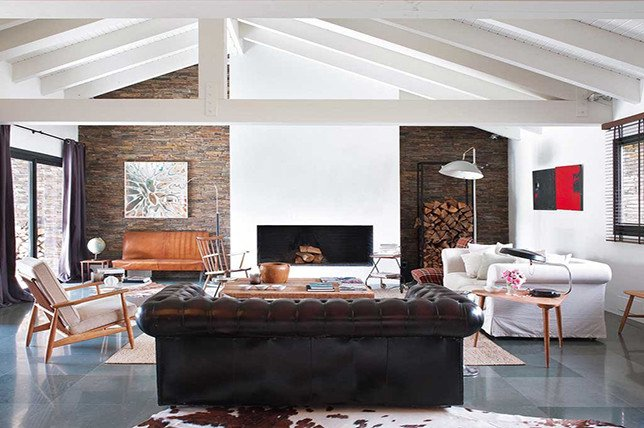 Industrial Contemporary Living Room New 8 Ways to Design A Rustic Industrial Living Room