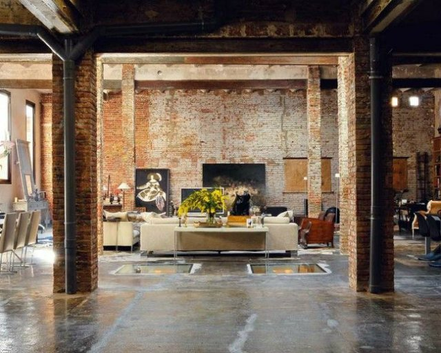 Industrial Contemporary Living Room New Industrial Inspiration Modern Looks for Your Living Room Inspiration & Ideas