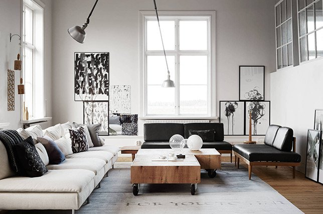 Industrial Contemporary Living Room Unique 8 Ways to Design A Rustic Industrial Living Room