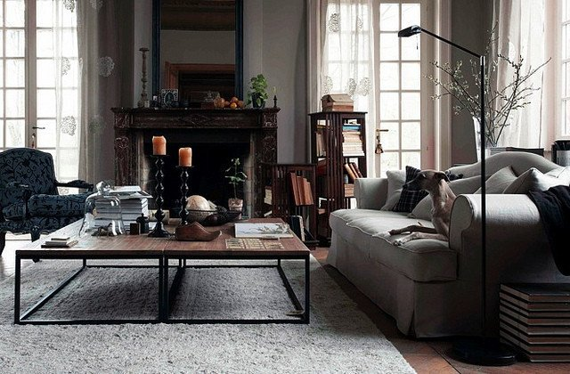 Industrial Modern Living Room Decorating Ideas Awesome 25 Best Industrial Living Room Designs