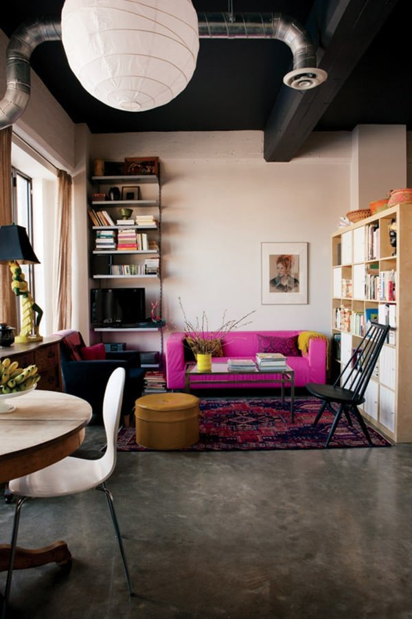 Industrial Modern Living Room Decorating Ideas New 50 Most Phenomenal Industrial Style Living Rooms