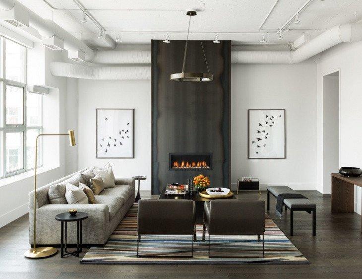 Industrial Modern Living Room Decorating Ideas Unique 20 Best Modern Living Room Designs Ideas