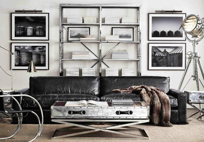 Industrial Modern Living Room Decorating Ideas Unique 30 Stylish and Inspiring Industrial Living Room Designs