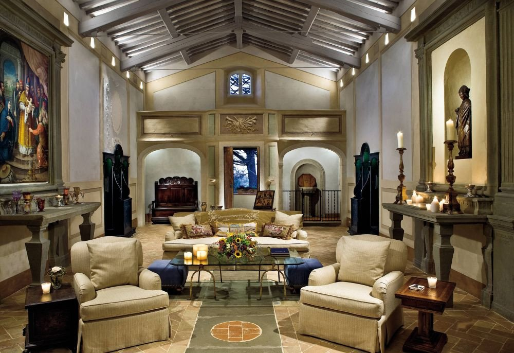 Italian Living Room Decorating Ideas Best Of Rustic Living Room by Spectrum Interior Design by Architectural Digest