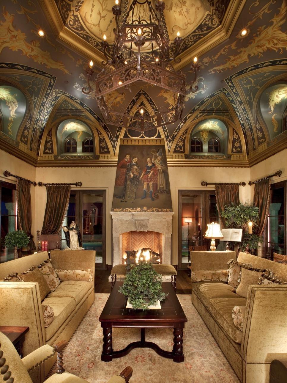 Italian Living Room Decorating Ideas Inspirational Old World Design Ideas