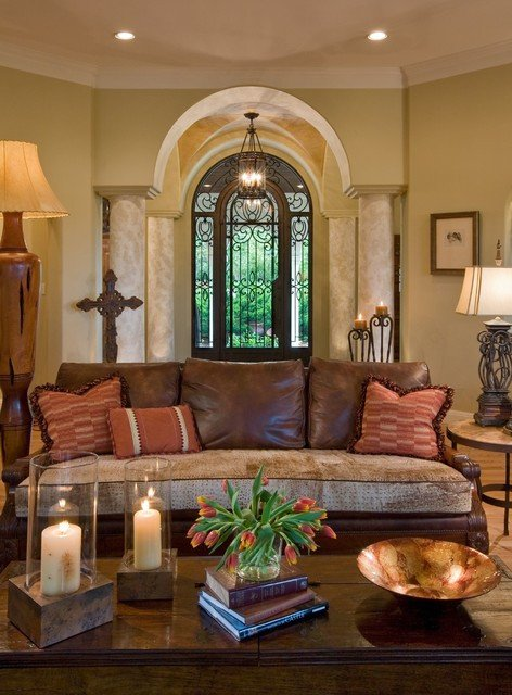 Italian Living Room Decorating Ideas New Brighten Up the Home with Mediterranean Living Room Ideas