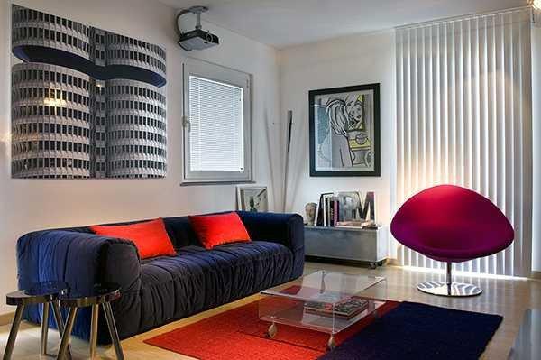 Italian Living Room Decorating Ideas New Contemporary Italian Decorating Ideas Blending Artworks Into Interior Design