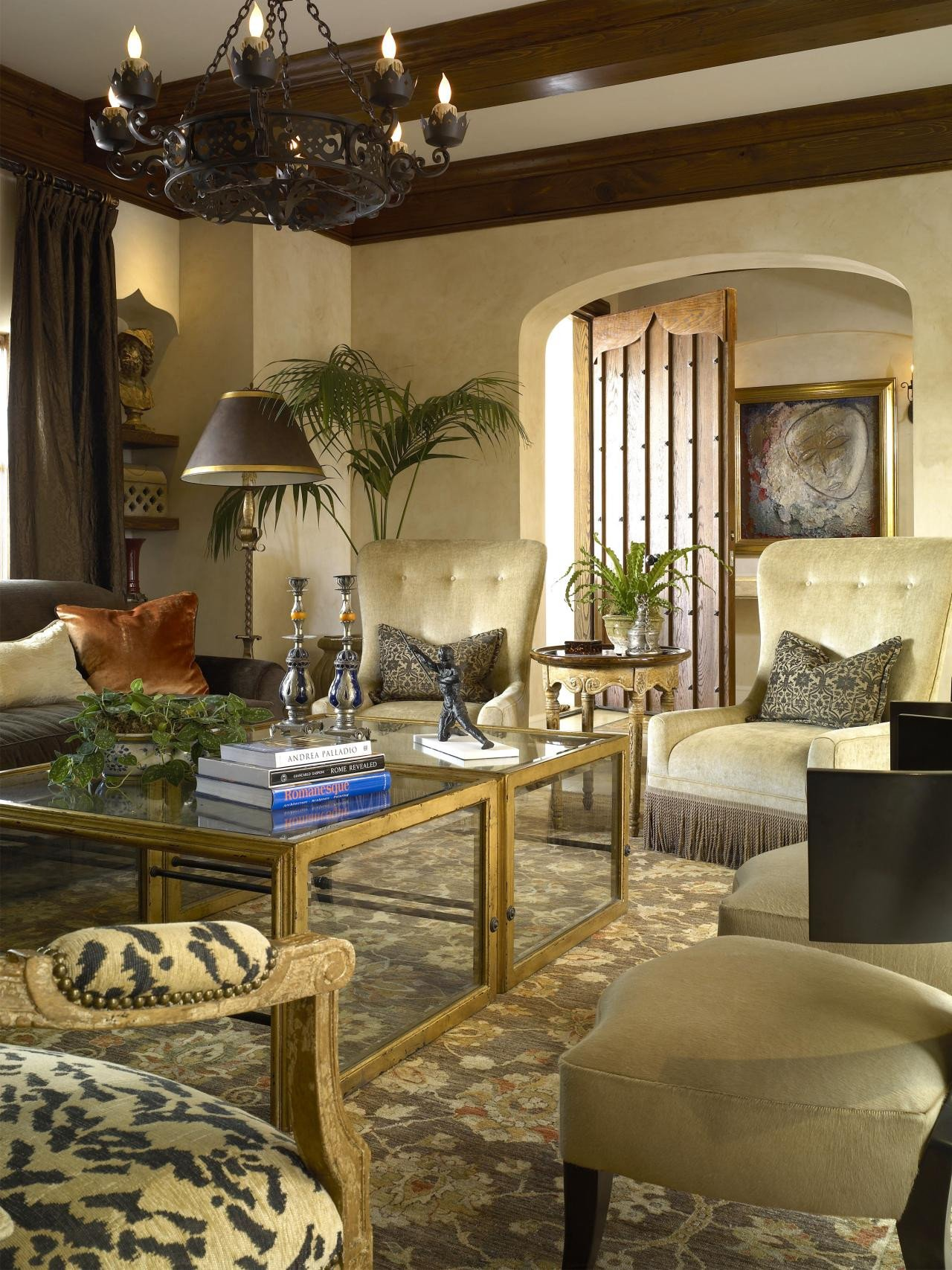 Italian Living Room Decorating Ideas New Old World Design Ideas Interior Design Styles and Color Schemes for Home Decorating