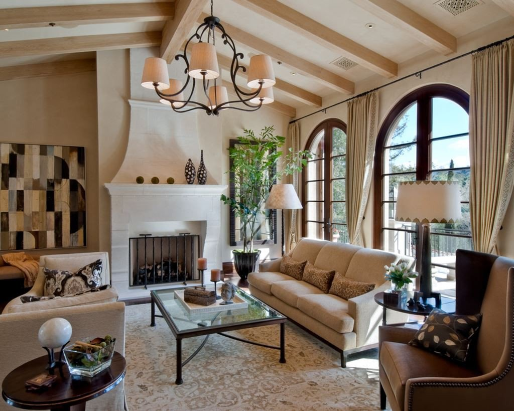 Italian Living Room Decorating Ideas Unique Mediterranean Style Living Room Design Ideas
