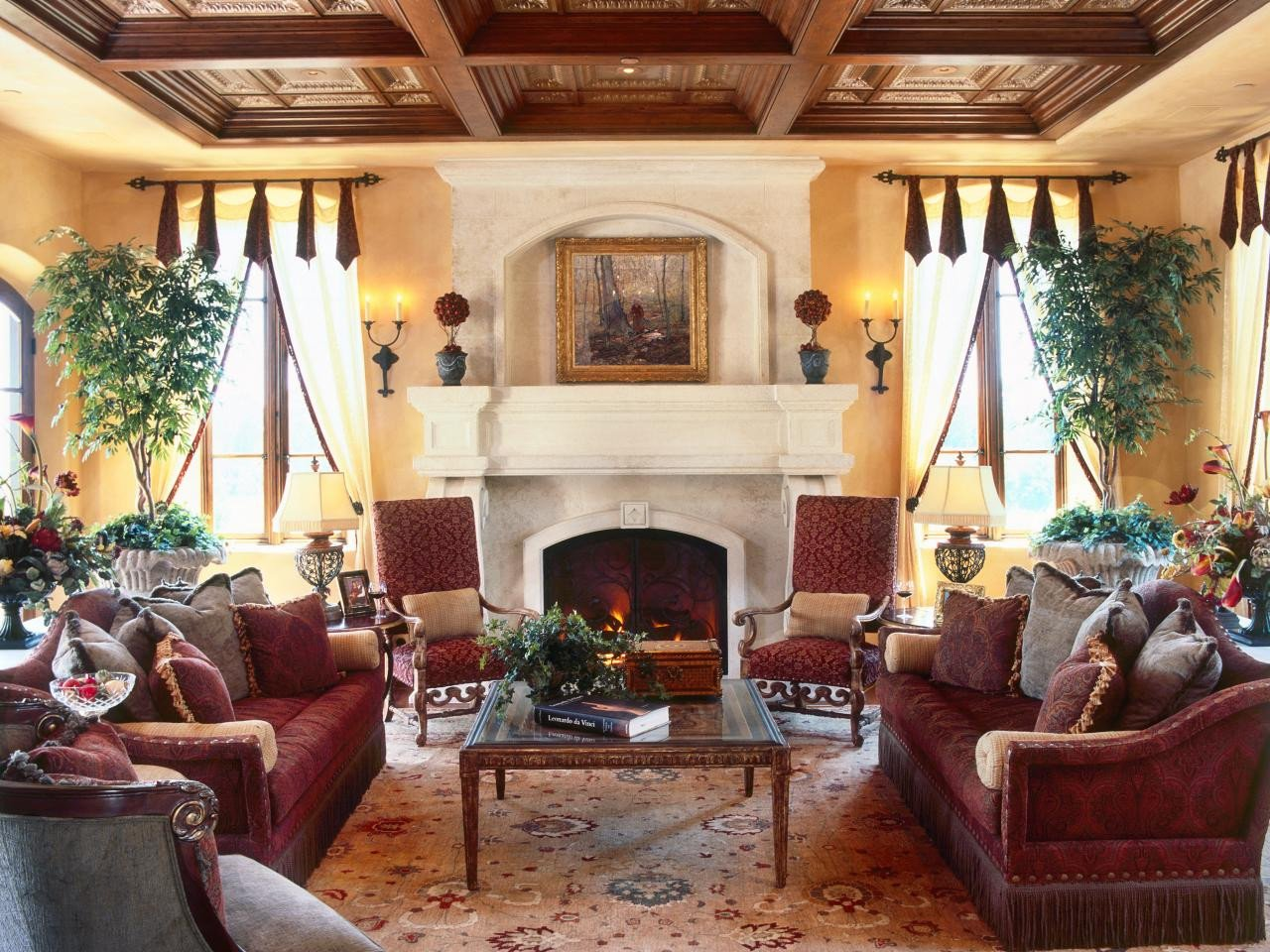 Italian Living Room Decorating Ideas Unique Old World Design Ideas Interior Design Styles and Color Schemes for Home Decorating